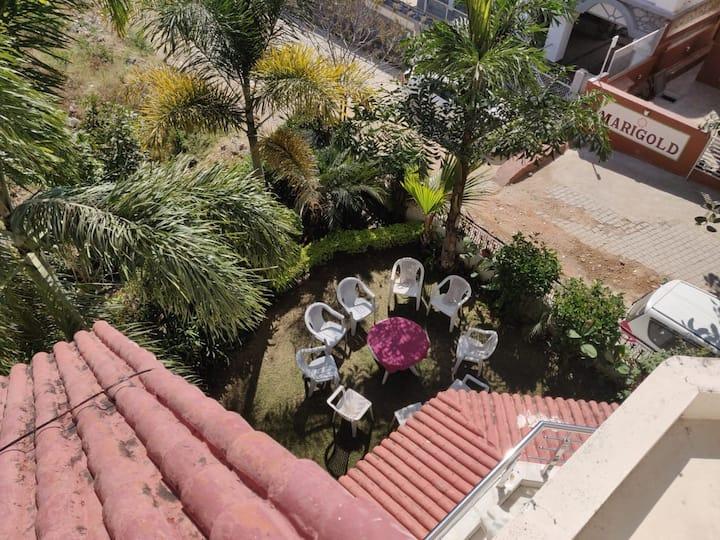 Mount Abu Home - Abode with Garden & terrace
