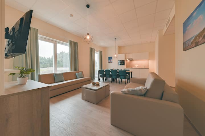 Family holiday apartment for up to 7 people