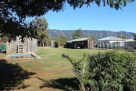 Casa de Campo La Cabaña  Lolol  Colchagua