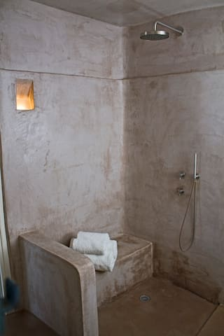 Shower bath