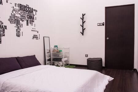 Cozy Bedroom@Comfy Home - Kuantan - Rumah