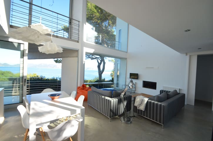 New house at 20 meters from the sea - Mal Pas-Bon Aire - Casa
