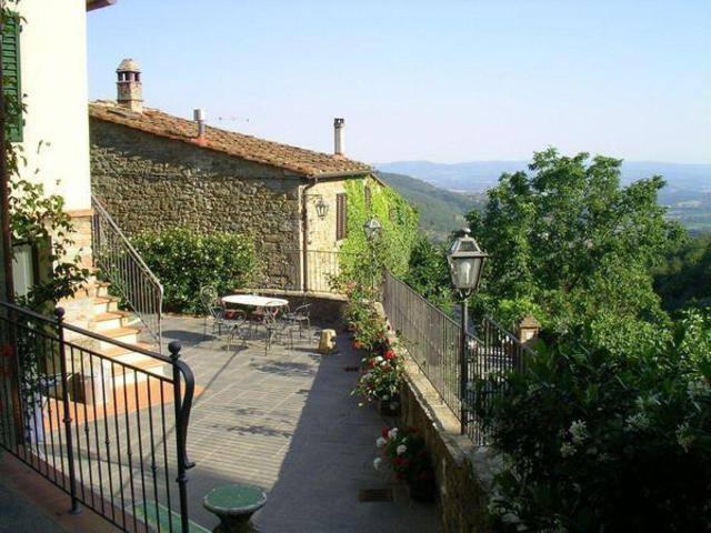 Near Florence, Siena and Arezzo - Loro Ciuffenna