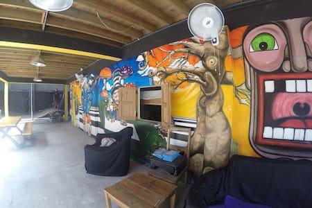 Hostal Aguamala - Skate Ramp - Bocas deal toro