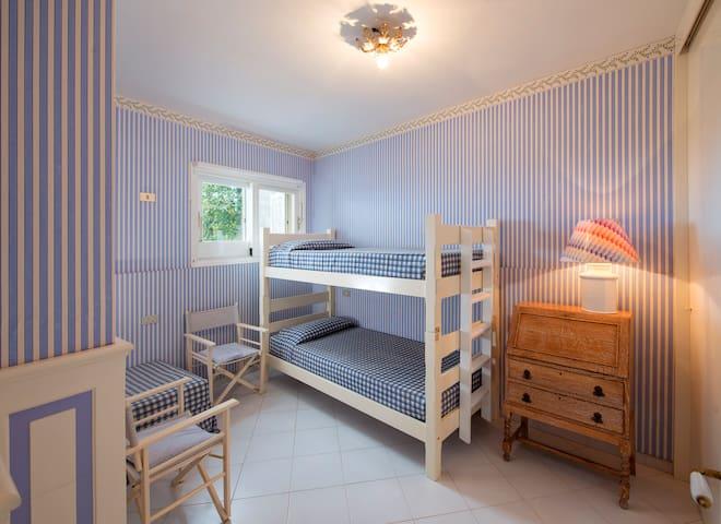 Camera doppia con possibilità di terzo letto