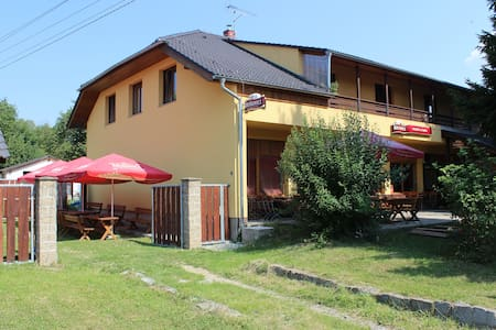 New Pension 25 km from Prag - Čtyřkoly - 家庭式旅館