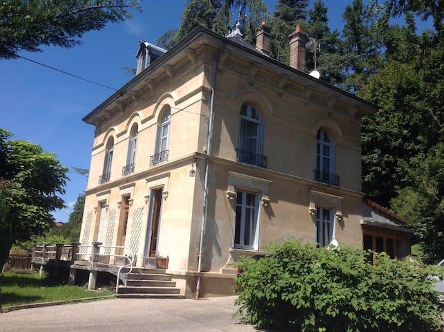 VILLAROMANA Chambres d' Hôtes  - La Côte-Saint-André - Penzion (B&B)