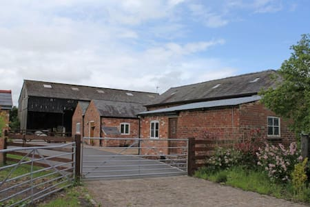 The Stable - Martin Lane Farm Holiday Cottages - Burscough