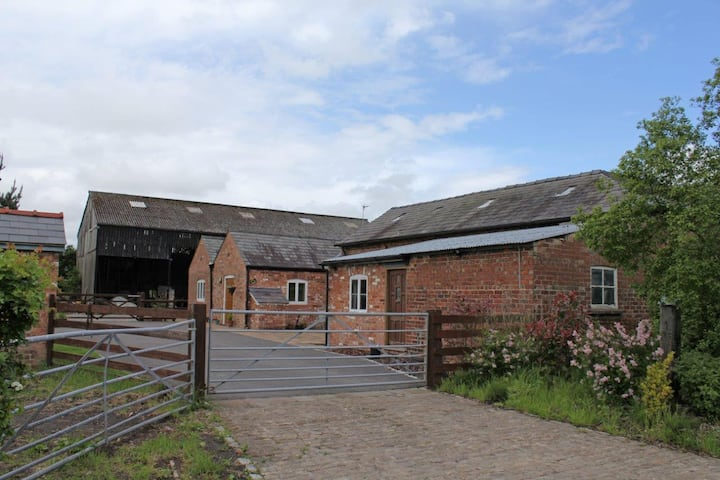 The Stable Cottage Martin Lane Burscough sleeps 4