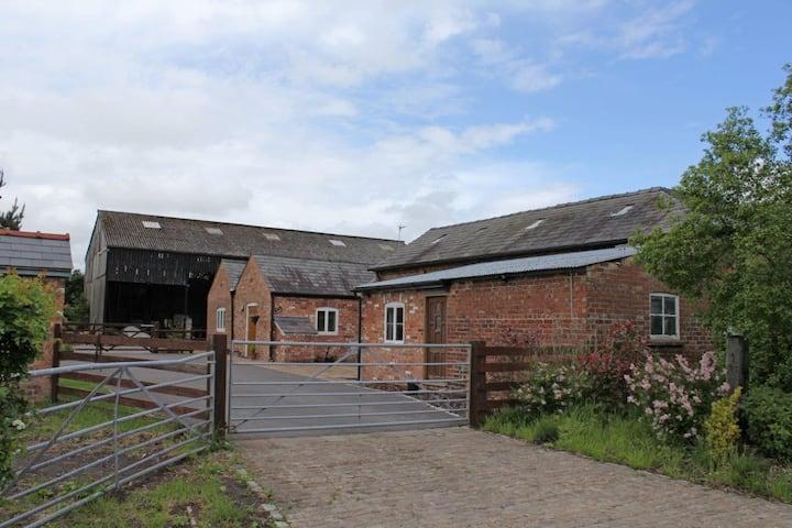 The Stable Cottage Martin Lane Burscough sleeps 4