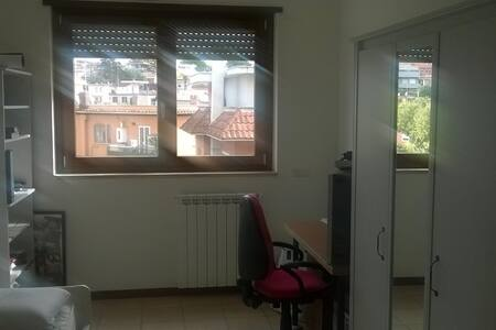 Camera disponibile - Roma Vitinia - Apartemen