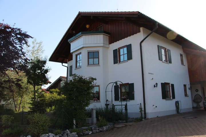 Idyllic holiday in the Allgäu! - Oberreute - Apartamento