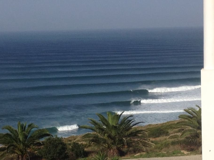 Ribeira D'Ilhas beach - Surf pumping at walk distance 800mt from the house.