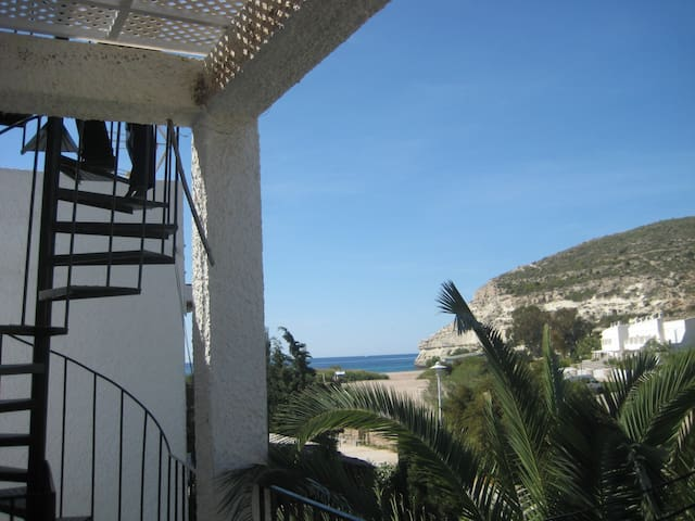 NEW apartment 50mts -beach - Agua Amarga - Apartamento
