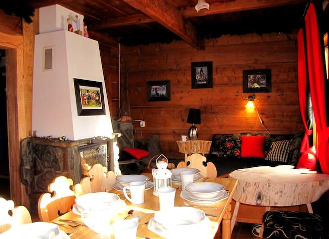 Apartament z widokiem na góry  - Murzasichle - Byt