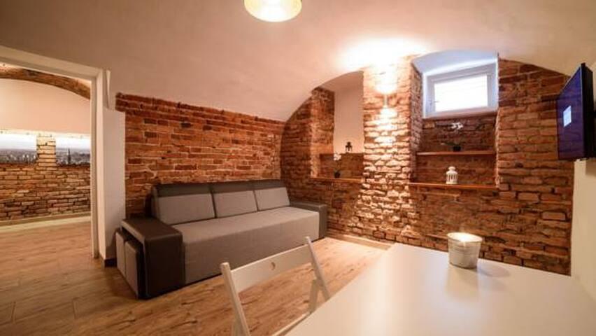 Brick 4 Apartment Krakow Old Town