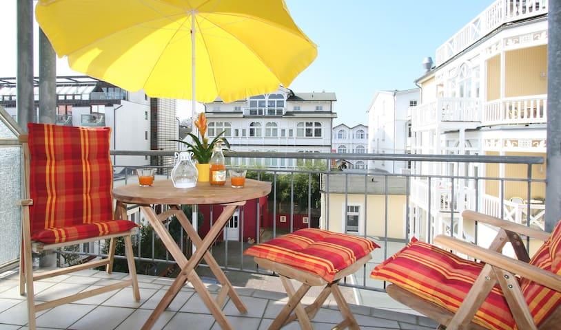 Sonnenanbeter (Salzinsel Binz) - Binz - Lägenhet