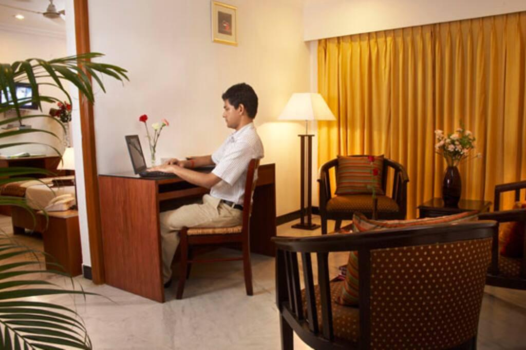 Comfy stay in Chennai