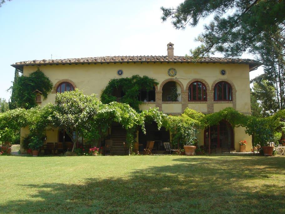 Montelandi Villa
