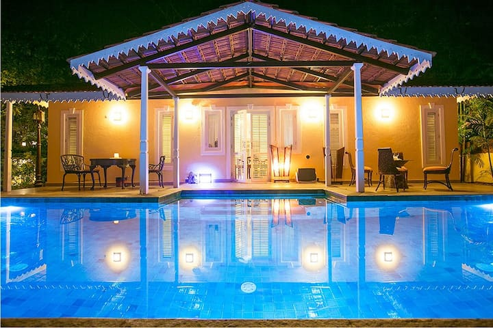 GVR 101 : Ishanya : Private Pool Villa,Siolim