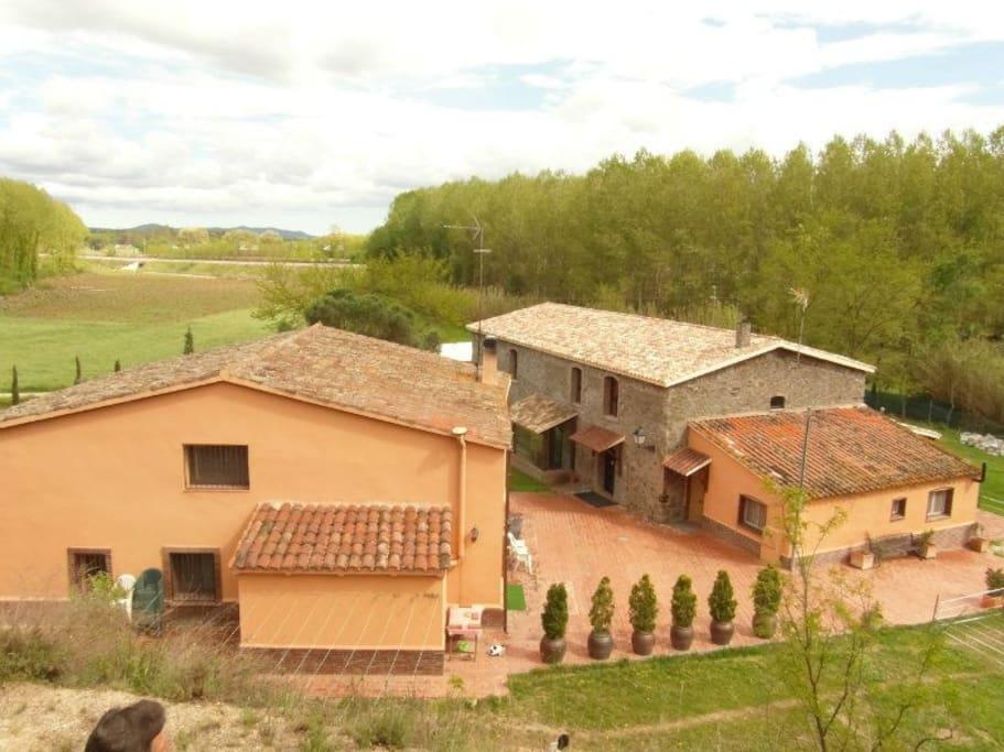casa rural mas caputxa casa naranja houses for rent in