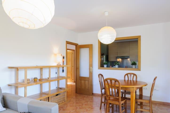 Apartamento Rural en Cirat - Cirat - Leilighet