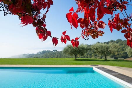 NEW amazing VILLA near Todi - Canonica - Willa