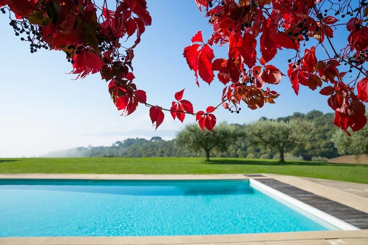 The most amazing VILLA near Todi