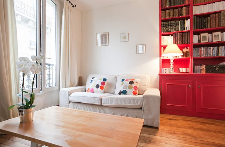 Location appartement Paris 14 - Paris - Wohnung