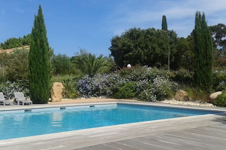 Elegante Villa in Korsika - Lecci
