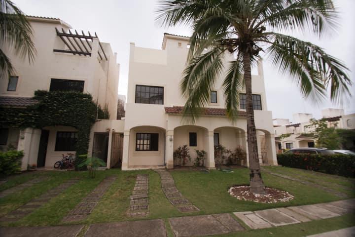 Casa vacacional en Veracruz