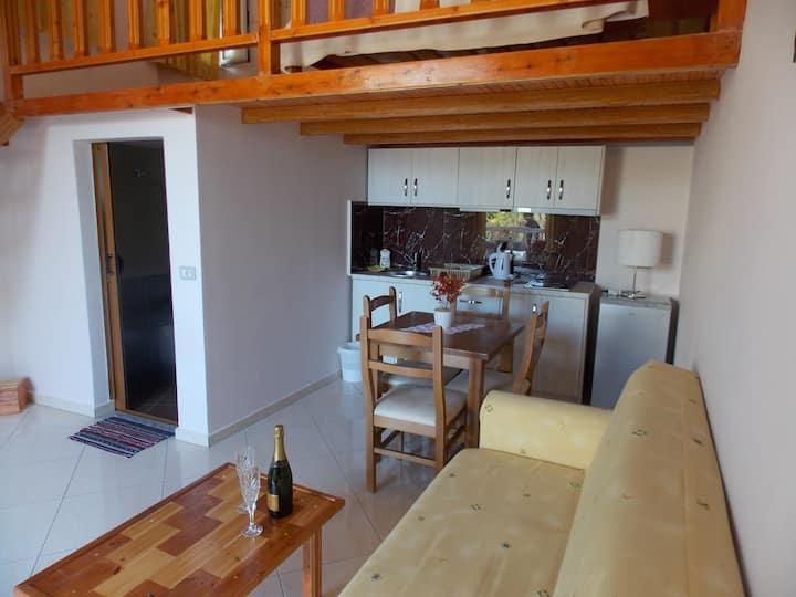 Dublex apartments in Relax Apts Saranda