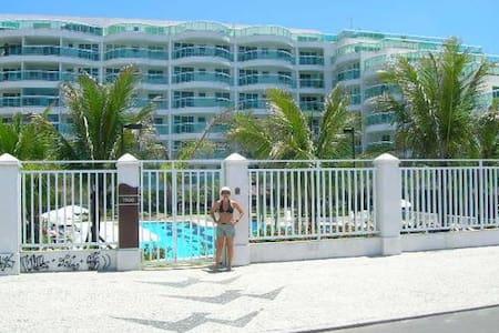 Cozy Beach Apartment with Services  - Rio de Janeiro - Apartament