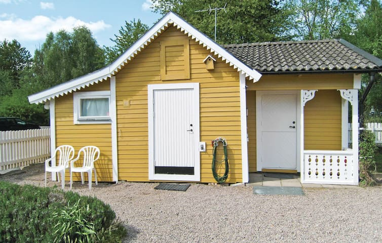 Holiday cottage with 1 room on 50m² in Ronneby