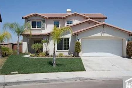 Amazing House with Access to Canal in Backyard! - Moreno Valley