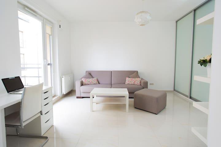 Studio in Warsaw - Warszawa - Apartment