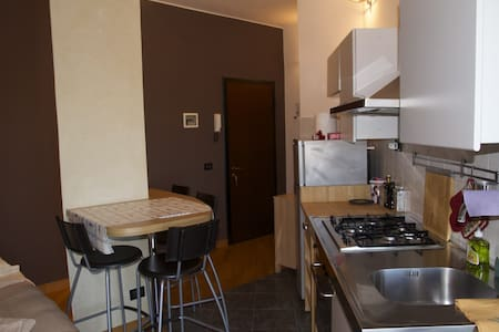 flat with marvelous view  - Piacenza