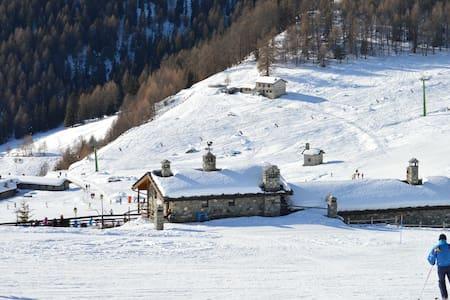 Appartamento Punta Cian soggiorno alpino esclusivo - Torgnon