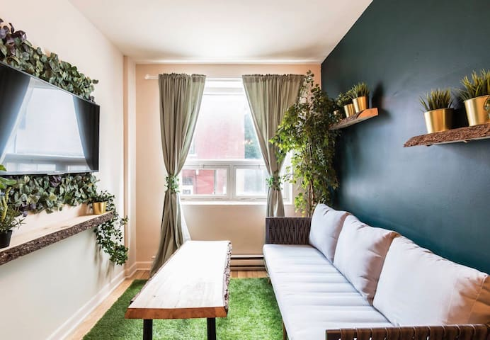 Lovely Appartement in downtown Montreal ❤️!