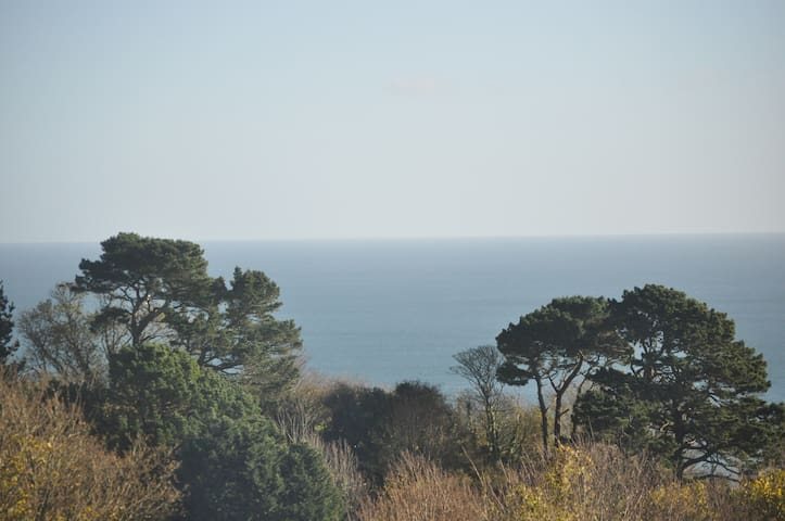 Stunning Sea View Near Dartmouth - Stoke Fleming