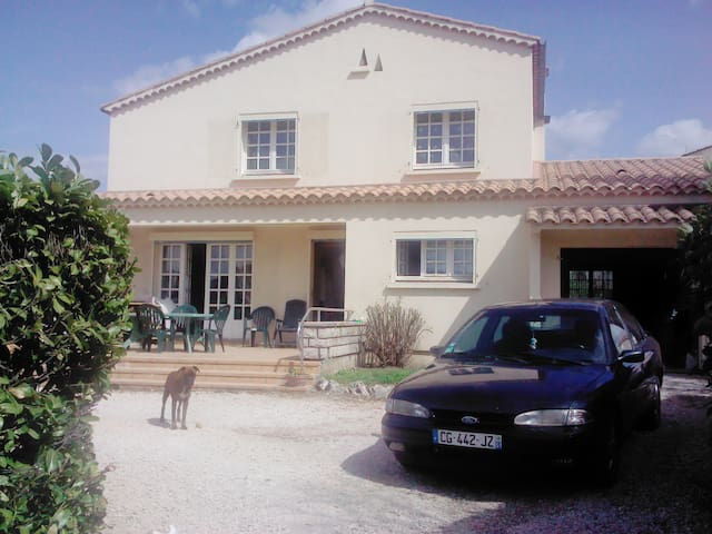 chambre chez l'habitant - Saint-Martin-de-Valgalgues
