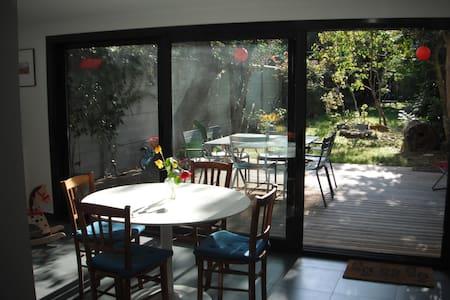 Maison de charme avec jardin- très proche de Paris - Noisy-le-Sec - House