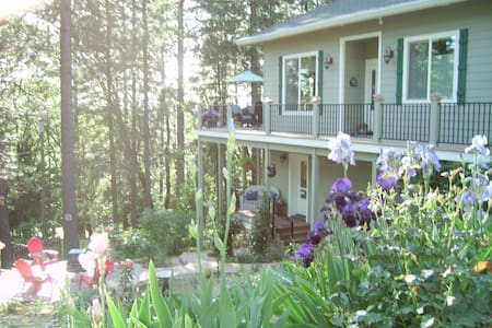 Sierra Foothills Pine Acre Apt. - Grass Valley - Appartamento
