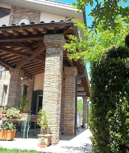 COSY ROOM WITH PRIVATE BATHROOM! - Civita Castellana