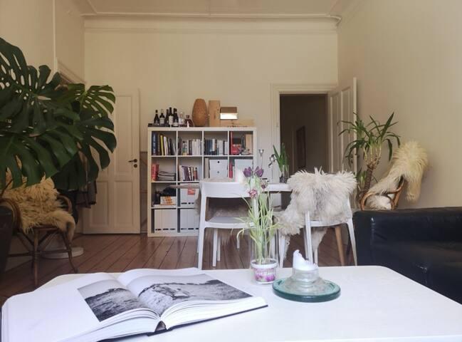 Cozy room in the heart of Copenhagen