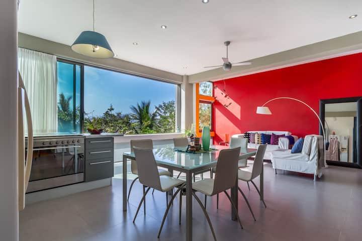 Casa Arroyo Studio    (additional bedrooms avail)