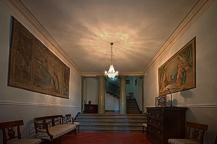 Villa Humbourg, Mirtillo - Certaldo - Apartament