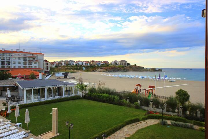 Apartament na plaży!Regina MareA208