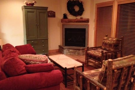 Ski In Ski Out Cozy Apartment - Wintergreen