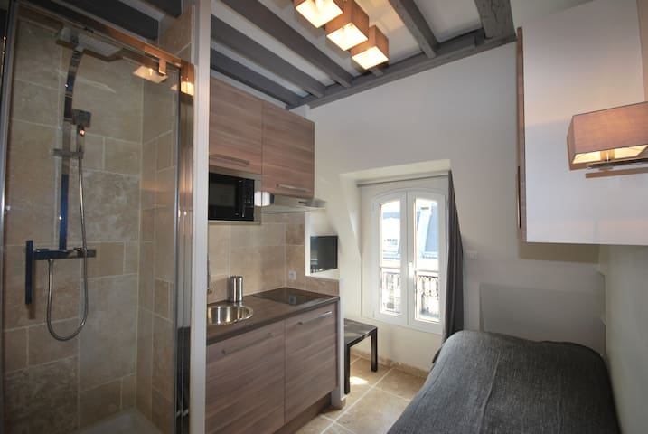 STUDIO COSY - SAINT GERMAIN DES PRÉS